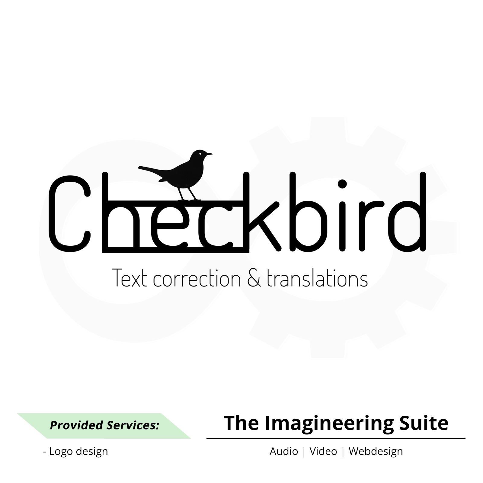 Checkbird - Logo Design