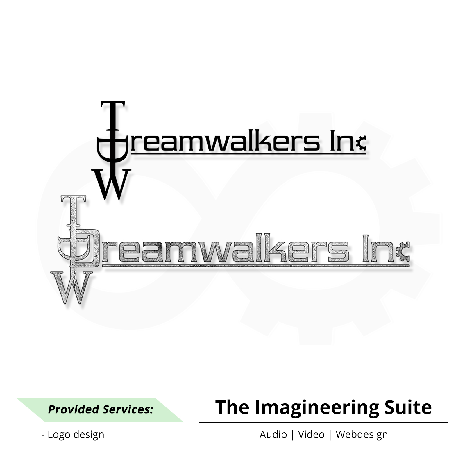 Dreamwalkers Inc (Progressive, Symphonic Metal band)