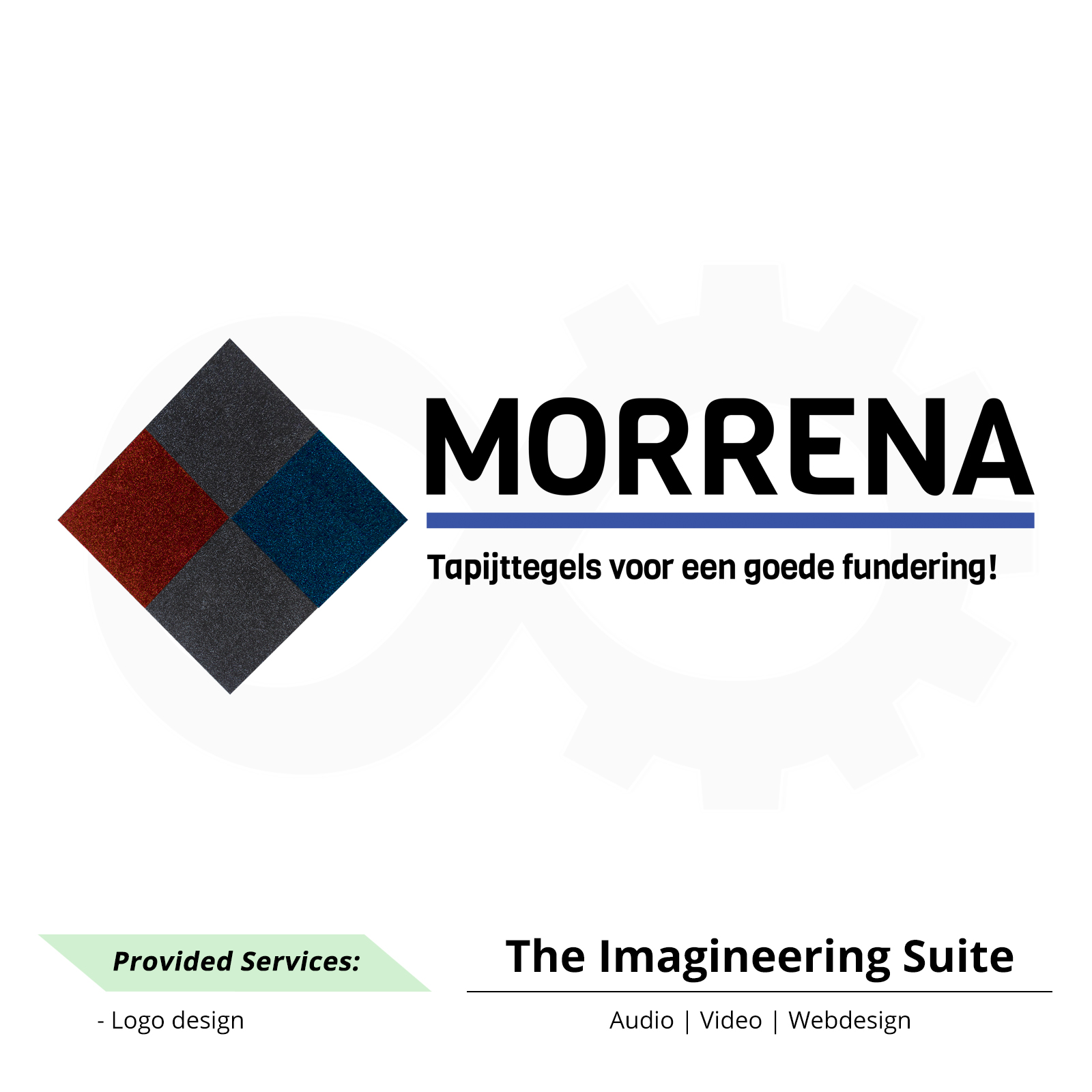 Morrena - Tapijttegels