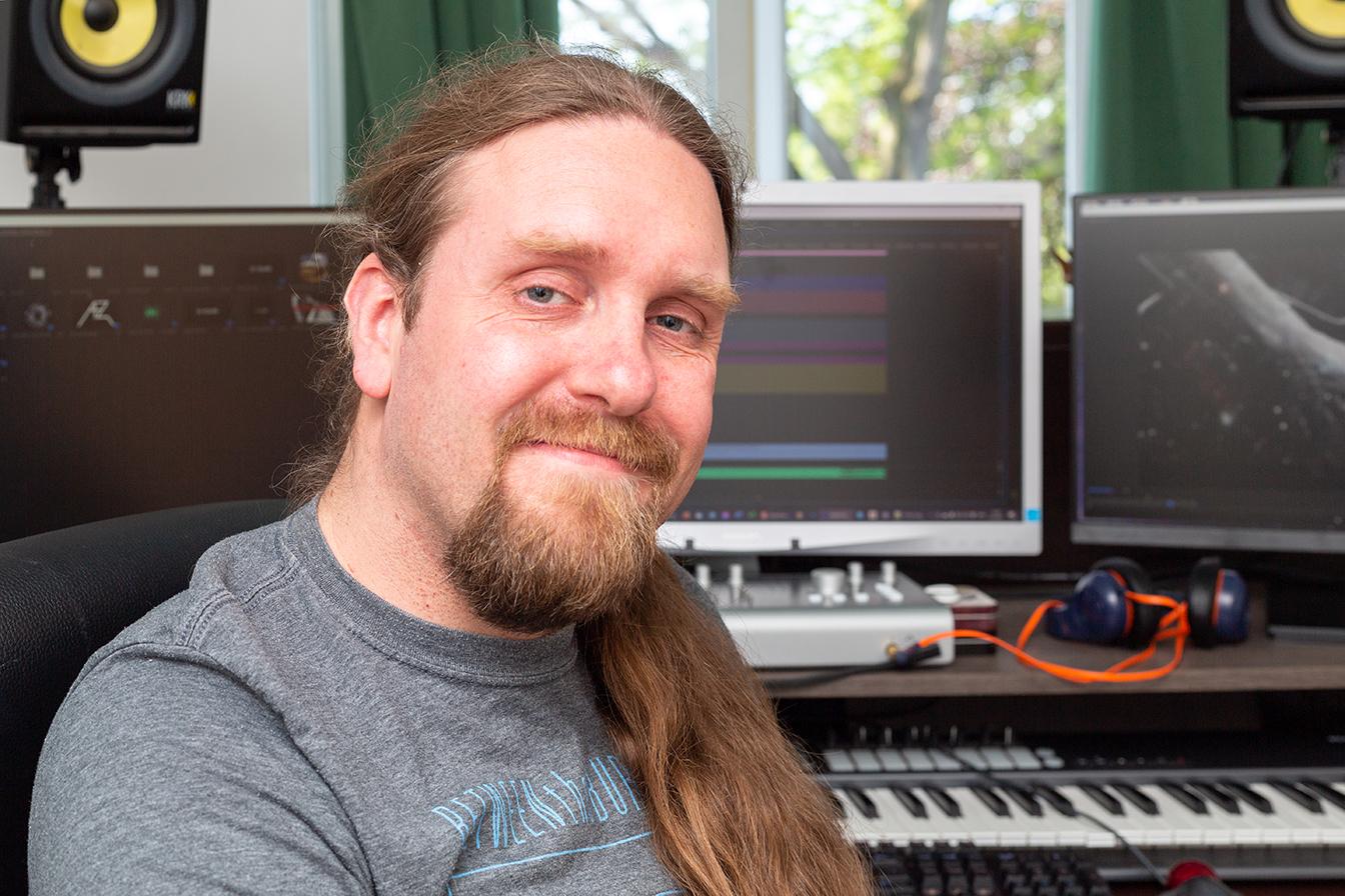Tom de Wit owner of The Imagineering Suite