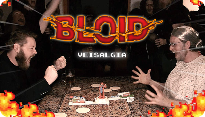 Bloid - Veisalgia - Official Video
