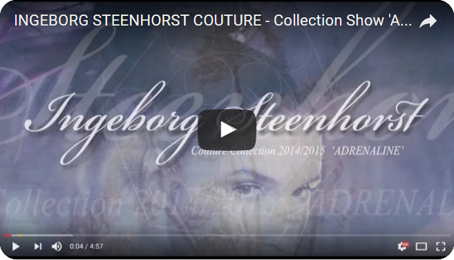 Ingeborg Steenhorst 2014 - Fashionshow Video