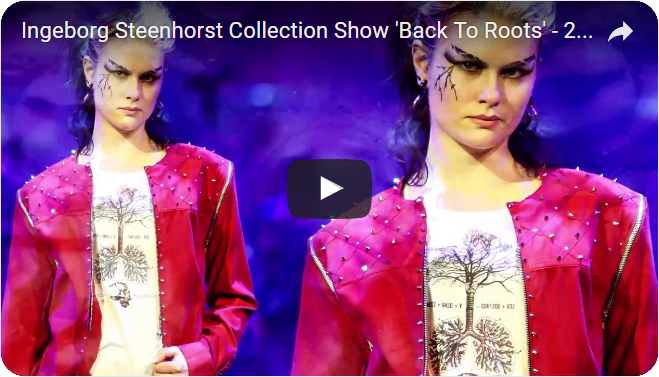 Ingeborg Steenhorst 2015 - Fashionshow Video