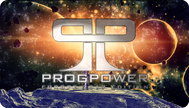 Progpower Europe 2017 - Official Trailer